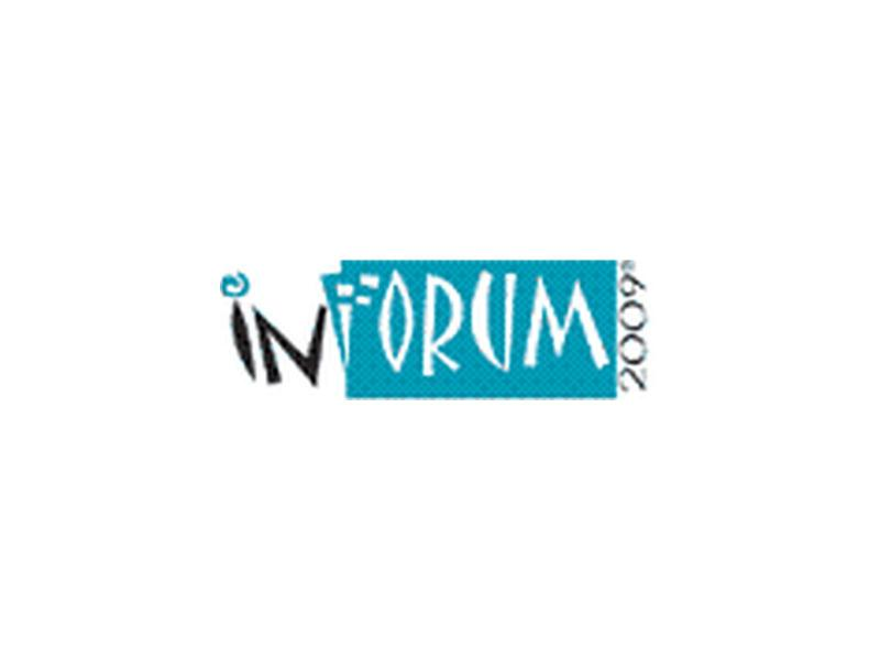Logo 15th INFORUM 2009 in Prague